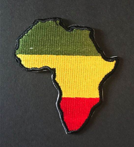 Patch Afrika