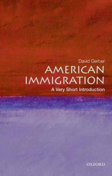 American Immigration - A very short introduction