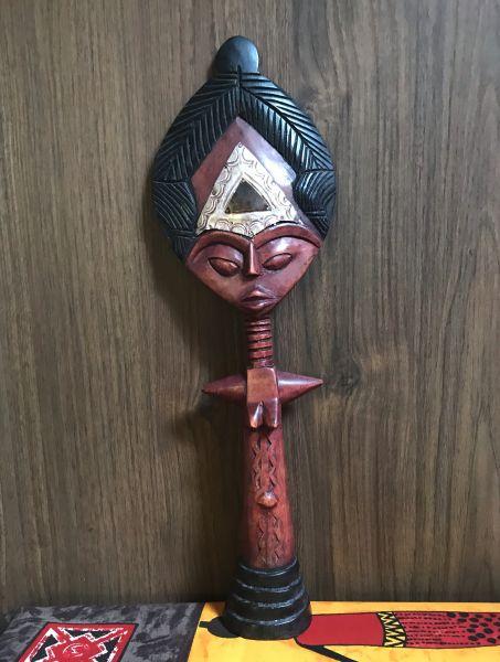 Ashanti-Fruchtbarkeitspuppe