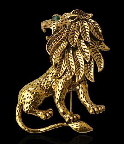 Königsbrosche Löwe
