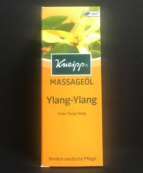 Massageöl Ylang-Ylang